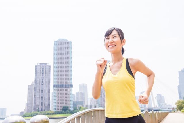 アミノ酸摂取後の運動がダイエットに抜群のタイミング